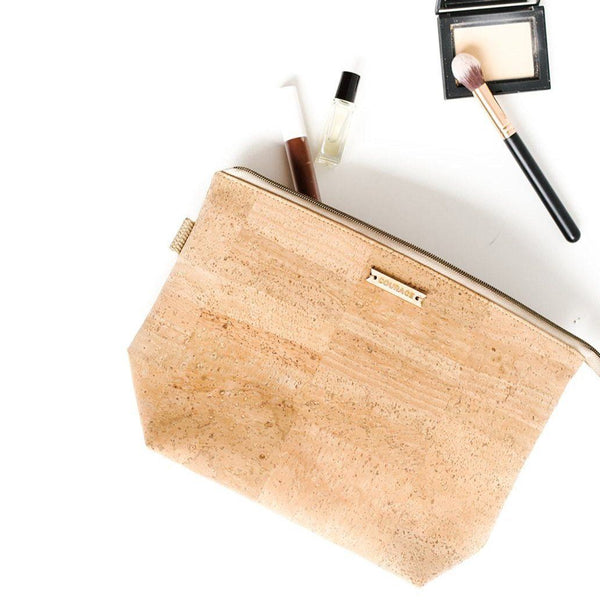 Carry Courage ADVENTURER cosmetics bag | NATURAL cosmetic bag Carry Courage