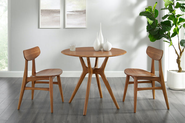 Cassia Dining Chairs - Amber (Set of 2) Greenington
