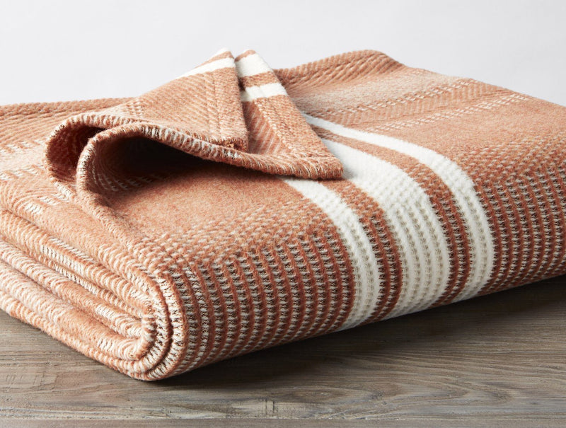 Coyuchi Cirrus Supersoft Organic Cotton Throw Blanket - Spice Home Decor Coyuchi