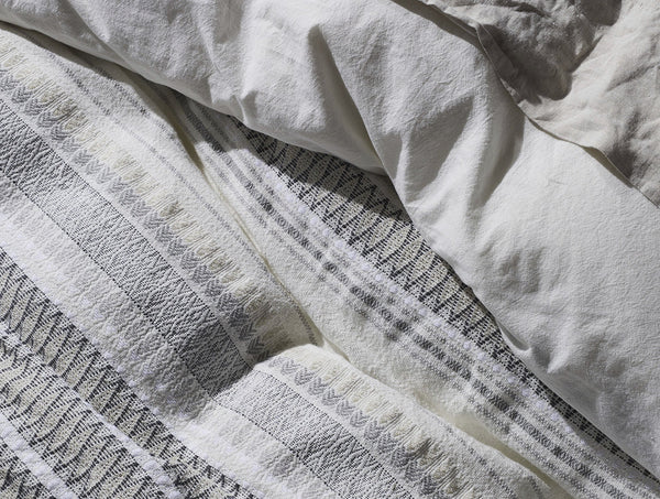Coyuchi Lost Coast Organic Duvet Cover Home Goods Coyuchi