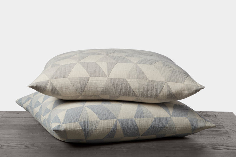 Coyuchi Pismo Organic Euro Sham - Lake Bedding and Bath Coyuchi