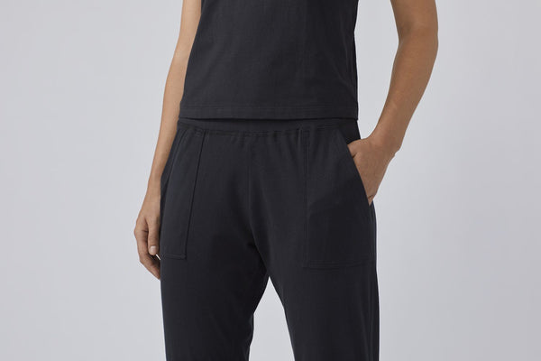 Coyuchi Women's Solstice Organic Jogger Made Trade