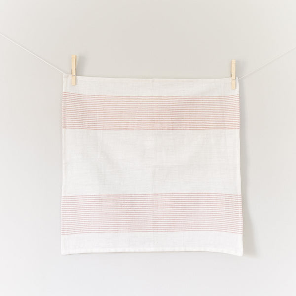 Creative Women Riviera Cotton Napkin - Blush Creative Women