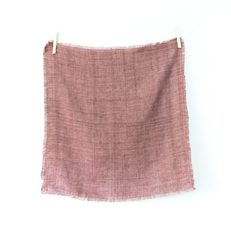 Creative Women Stone Washed Linen Napkin - Ash Rose Creative Women