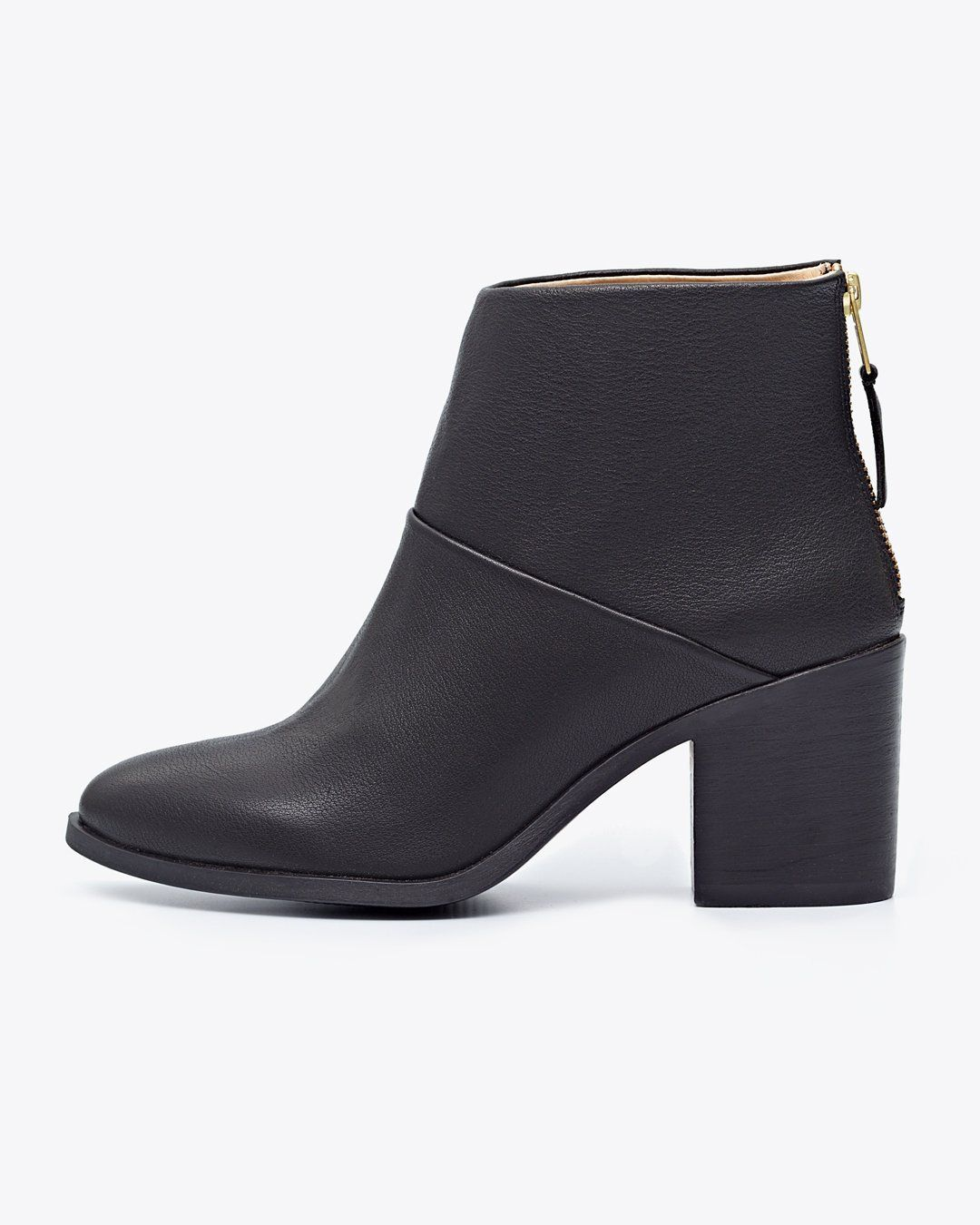 Dari Boot Black Women's Shoes Nisolo