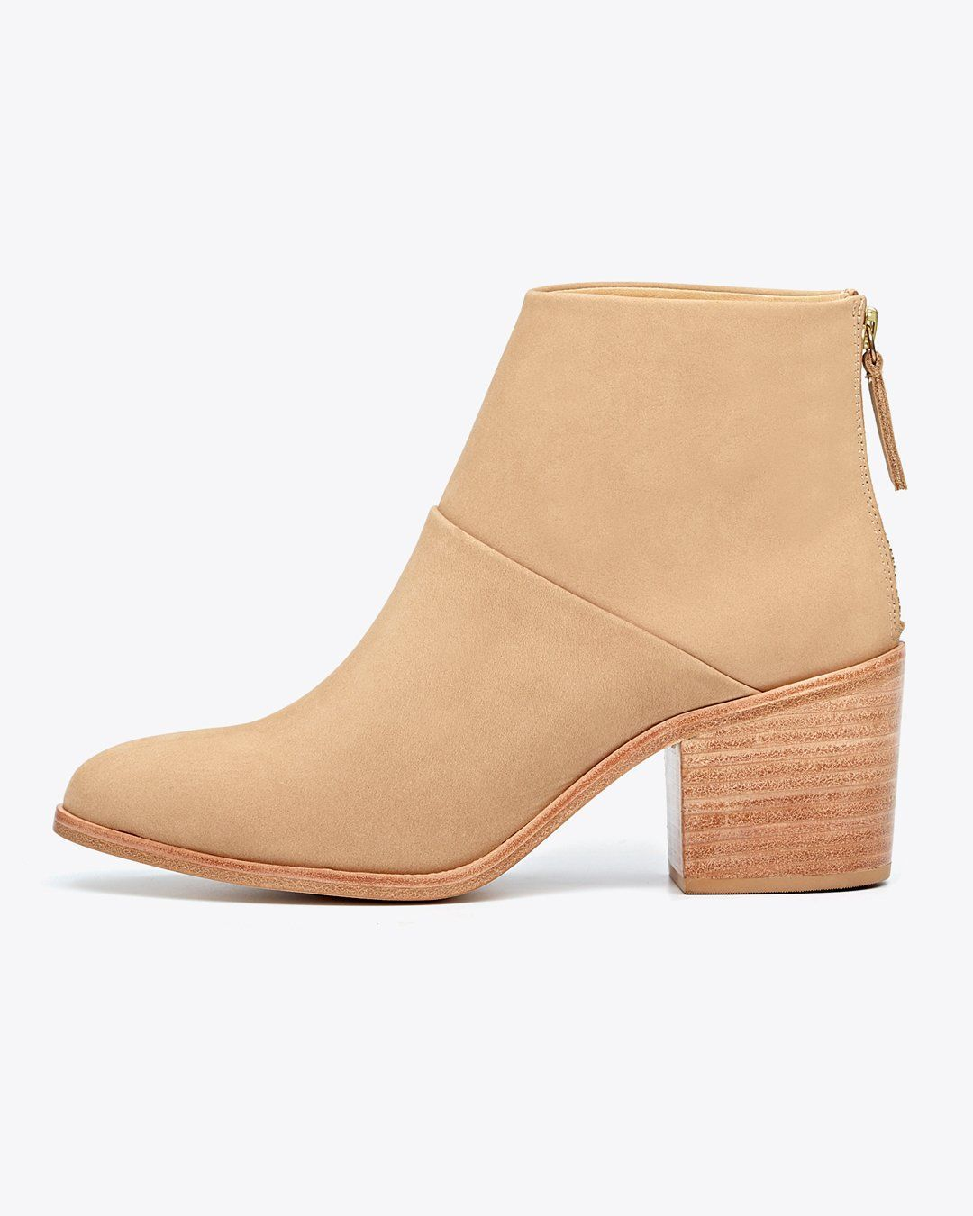 Dari Boot Wheat Women's Shoes Nisolo
