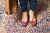 Darzah The Tatreez Flat in Red Darzah-5255383449663