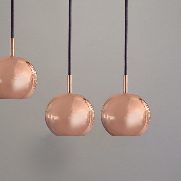 Dounia Home Mishal Pendant Light - Copper Pendant light Dounia Home