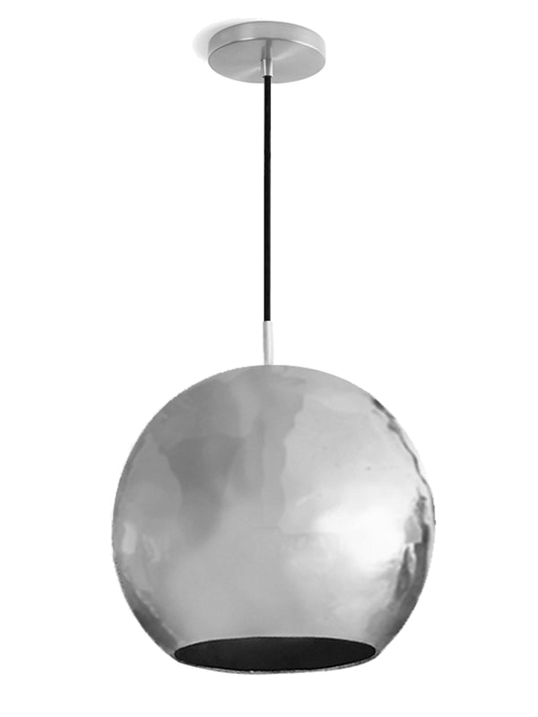 Dounia Home Mishal Pendant Light - Silver Pendant light Dounia Home