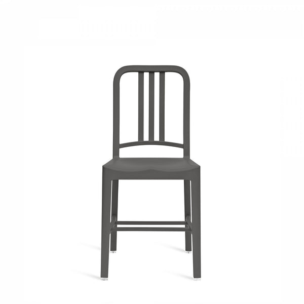 Emeco 111 Navy Chair - Charcoal Furniture Emeco