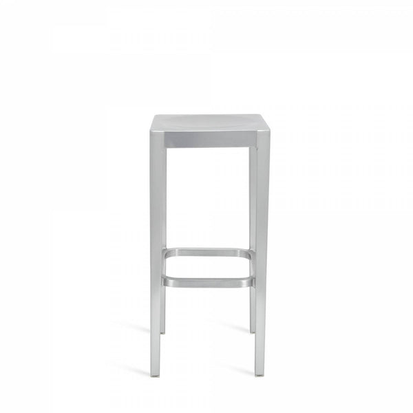 Emeco Bar Stool Emeco Brushed