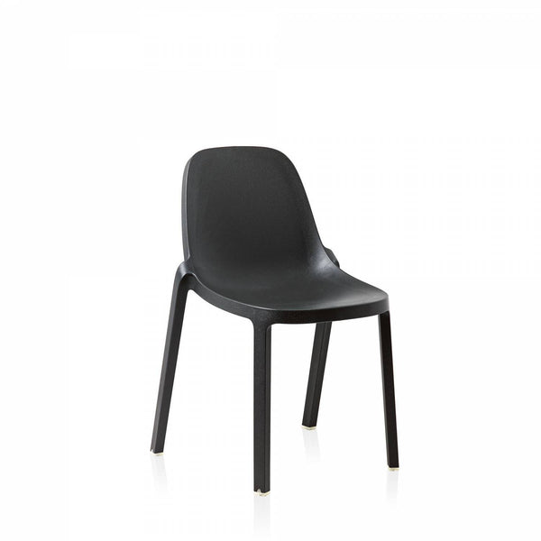 Emeco Broom Stacking Chair Furniture Emeco Gray