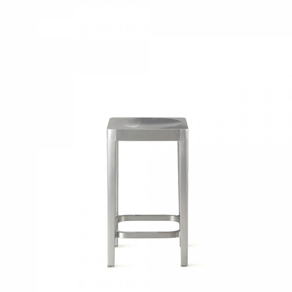 Emeco Counter Stool Emeco Brushed
