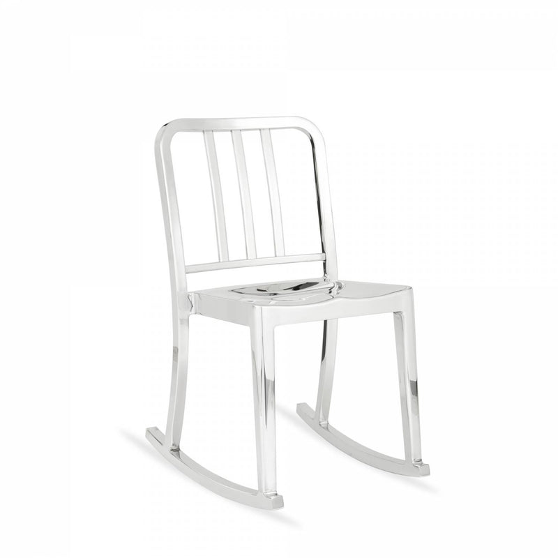 Emeco Heritage Rocking Chair Emeco Polished