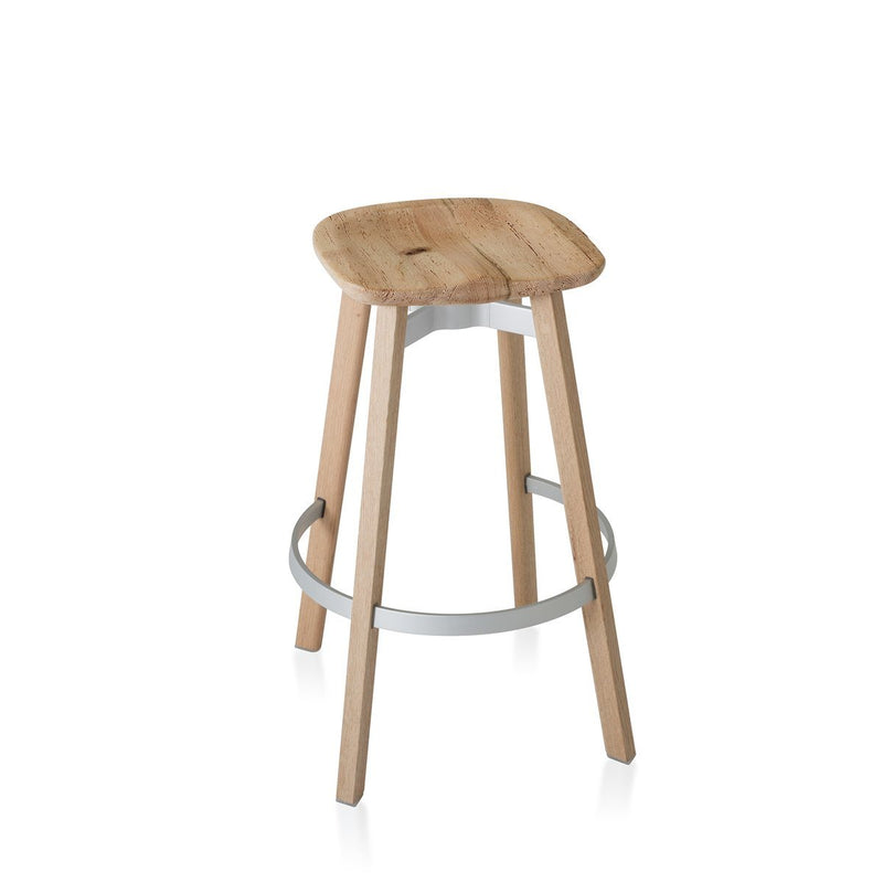 Emeco Su Bar Stool - Oak Furniture Emeco Oak Wood