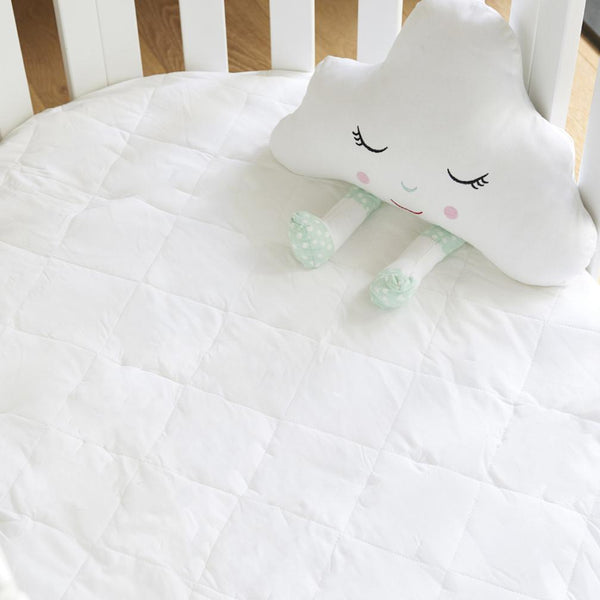Ettitude Crib Mattress Protector Bedding Ettitude