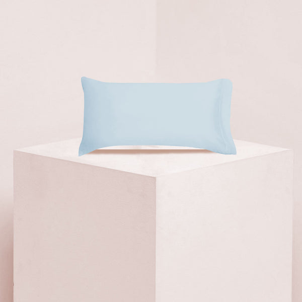 Eucalypso Tencel Pillowcase Set - Light Blue Eucalypso