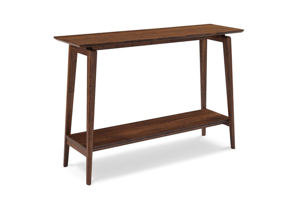 Greenington Antares Console Table, Exotic Greenington