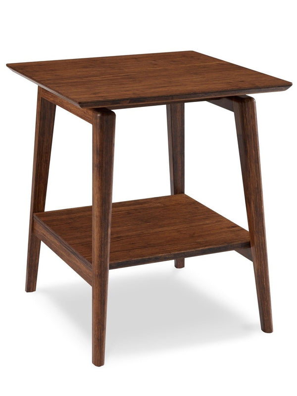 Greenington Antares End Table, Exotic Greenington