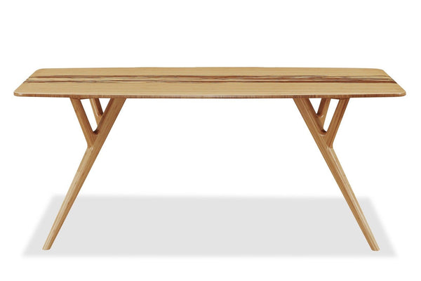 Greenington Azara Dining Table, Caramelized Greenington