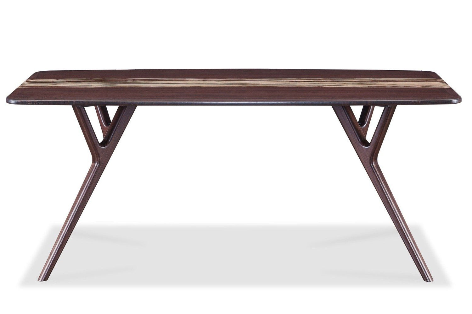Greenington Azara Dining Table, Sable Greenington