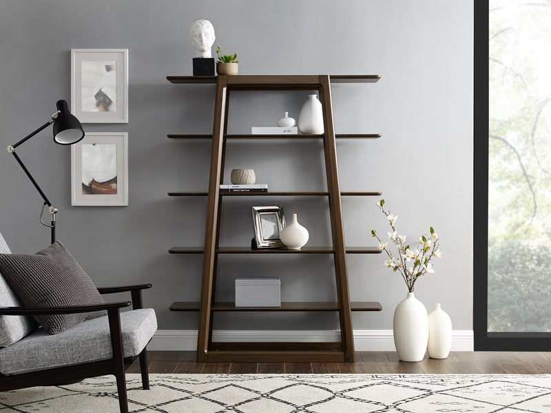 Greenington Currant Bookshelf, Black Walnut Greenington