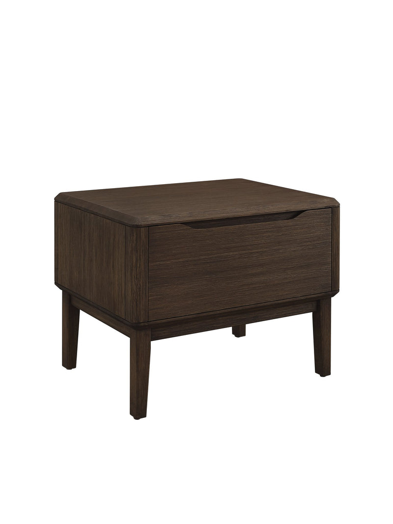 Greenington Currant Nightstand, Oiled Walnut Furniture Greenington