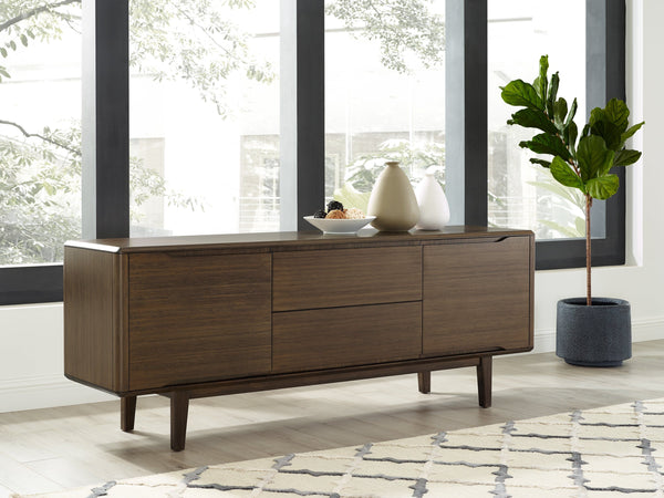 Greenington Currant Sideboard, Black Walnut Greenington