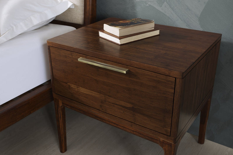 Greenington Mercury Nightstand, Exotic Greenington
