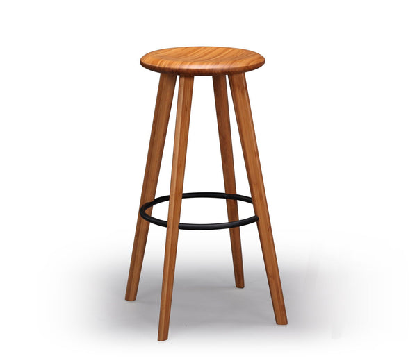 "Greenington Mimosa 30"" Bar Height Stool, Caramelized, (Set of 2) Greenington"