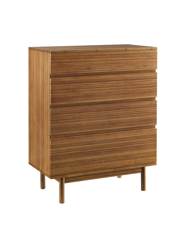 Greenington Ventura Four Drawer High Chest Dresser Greenington