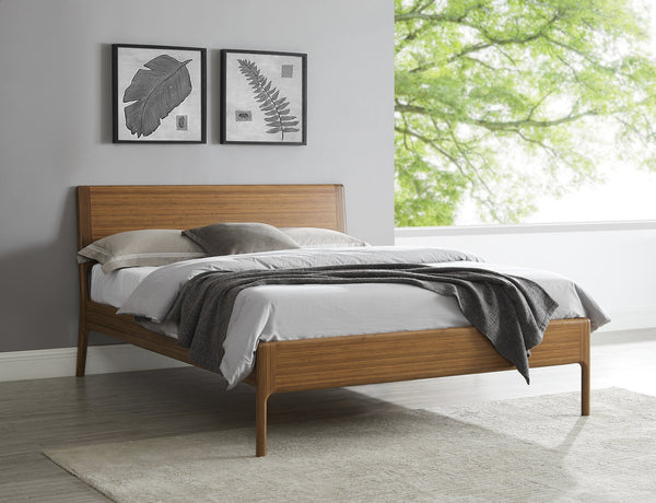 Greenington Ventura Platform Bed - Amber Greenington