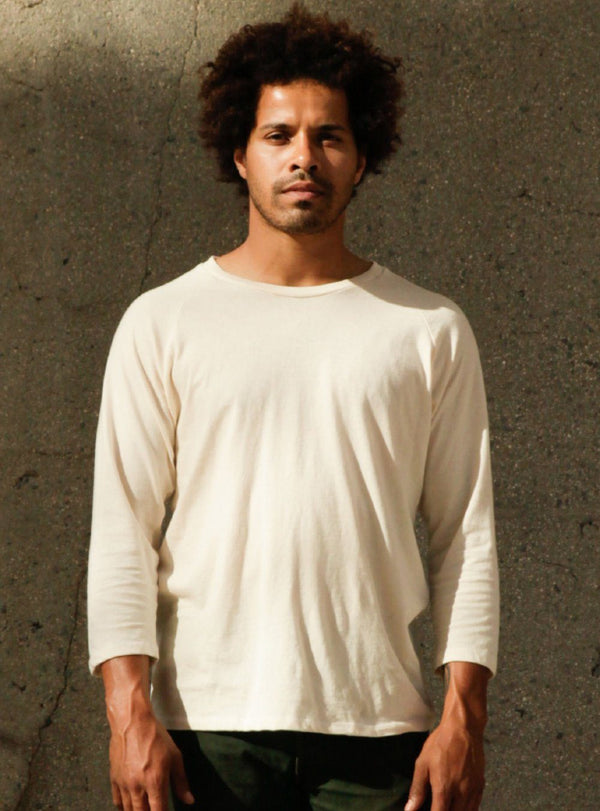 Harvest & Mill Men's Organic Raglan Harvest & Mill