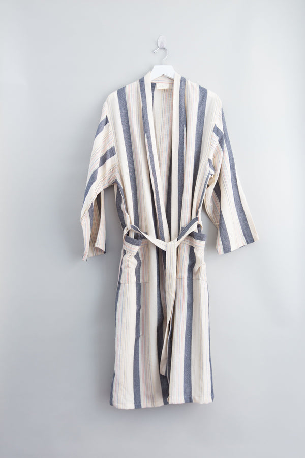 Home & Loft Mosaic Hudson Long Robe Robe Home & Loft