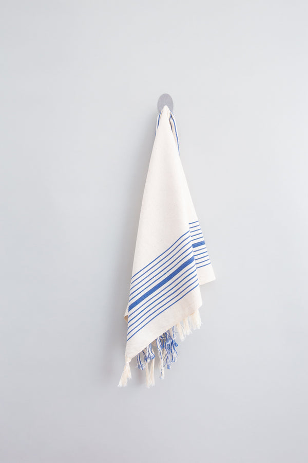 Home & Loft Royal Blue Hudson Hand Towel Hand Towel Home & Loft