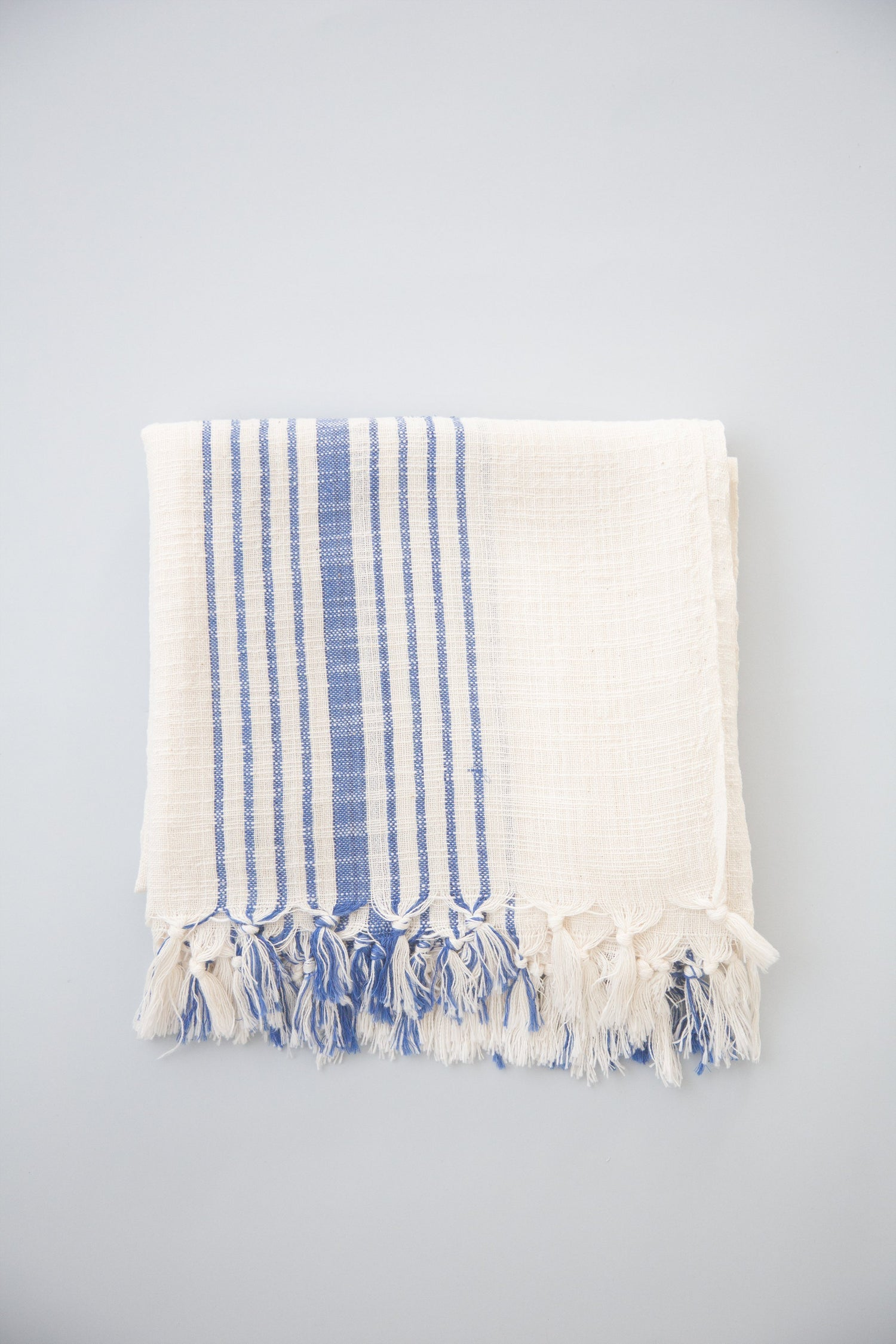 Home & Loft Royal Blue Hudson Towel Towel Home & Loft