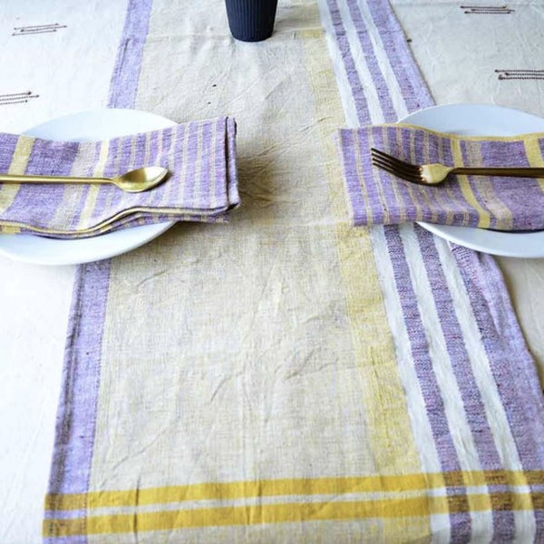 Ichcha Calm Table Runner Home Goods Ichcha
