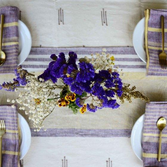 Ichcha Calm Table Runner Ichcha