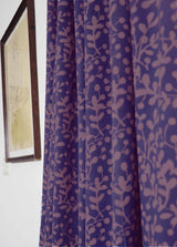 Ichcha Laila - Lavender Curtains Home Decor Ichcha -15051179819071