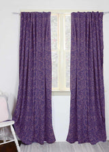 Ichcha Laila - Lavender Curtains Home Decor Ichcha -15051221958719