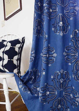 Ichcha Mumtaz - blue curtains Ichcha-5097584689215
