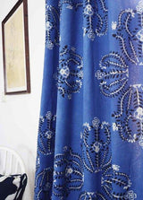 Ichcha Mumtaz - blue curtains Ichcha-5097571418175