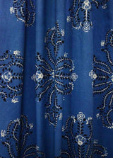 Ichcha Mumtaz - blue curtains Ichcha-5097563783231