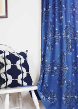 Ichcha Mumtaz - blue curtains Ichcha-5097566896191