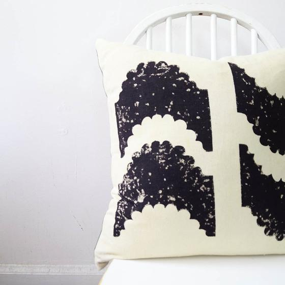 Ichcha Sunset - Reversible Pillow Ichcha
