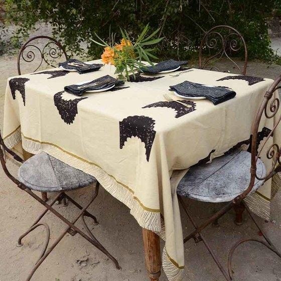 Ichcha Sunset Tablecloth Ichcha