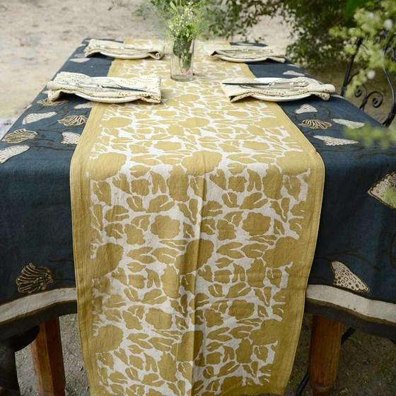 Ichcha Yan Table Runner Ichcha