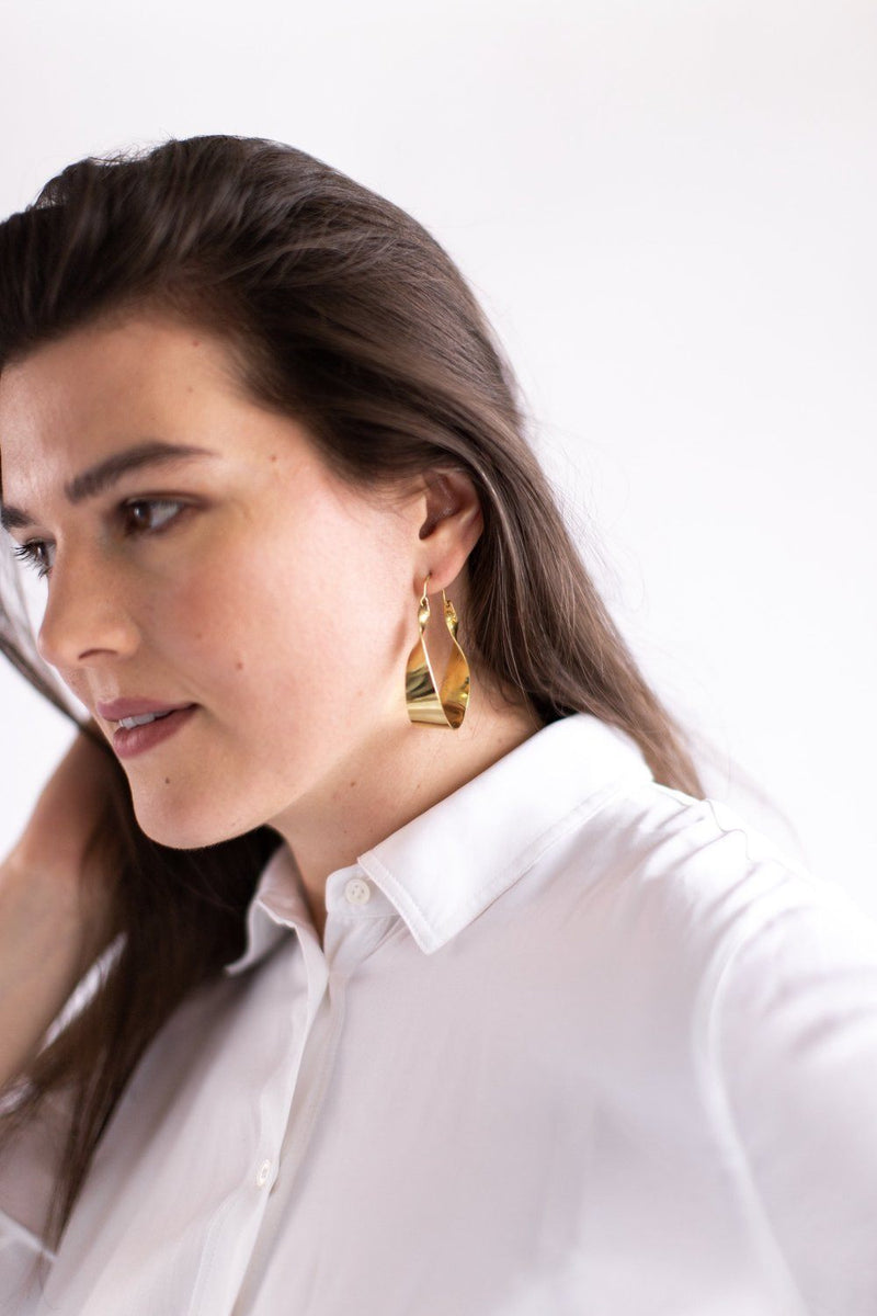 Isabelle Earrings Abby Alley
