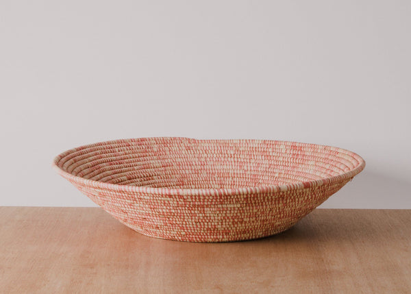 KAZI Heathered Burnt Orange Jumbo Bowl KAZI