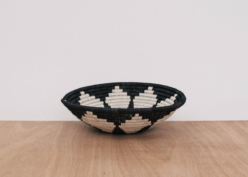 KAZI Large Black Hope Bowl KAZI